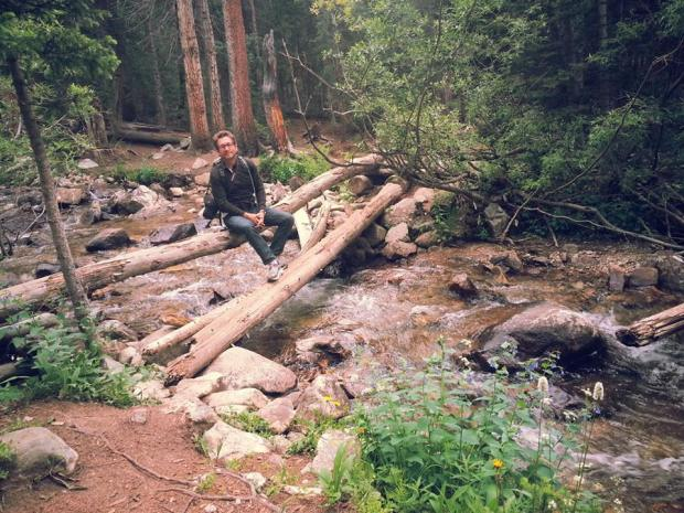 Hiking in the San Isabel National Forest
