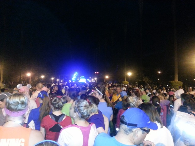 If 14,000 excited runners can't get you in the mood, you're in for a long run.
