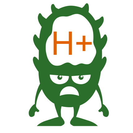 Hydrogren Monster