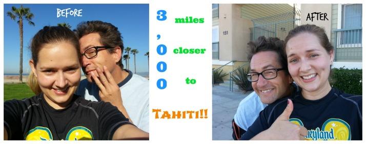 3000 miles