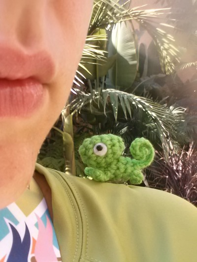 ... and brought Pascal along for the ride.