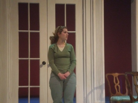 Hannah in Arcadia, still my proudest moment on stage