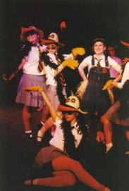 Sassy Crow in Wizard of Oz, 17