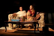 Cindy in PTSD at Theatre of NOTE