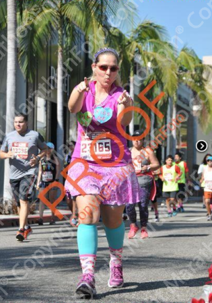 Brief runner's high in Beverly Hills