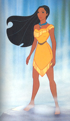 Pocahontas-Disney-Princess